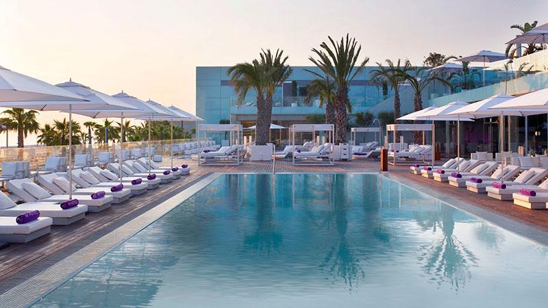 5 hoteles con decoraci n moderna tuo agency Los mejores hoteles sobre el mar