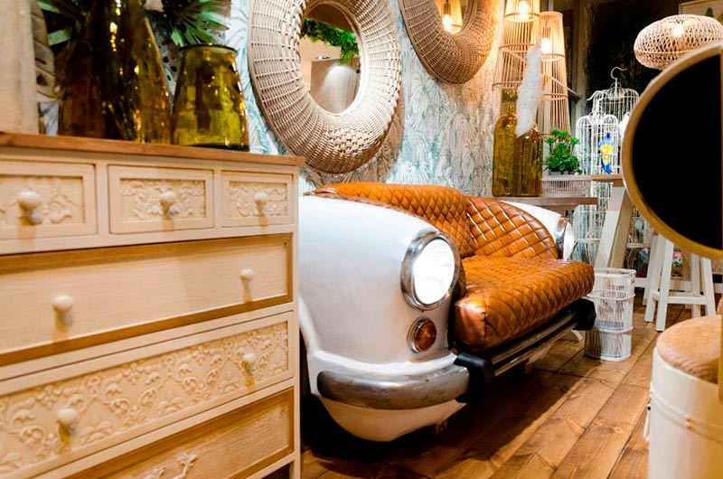 Decoración retro en bares, bares vintage    Tuo Agency