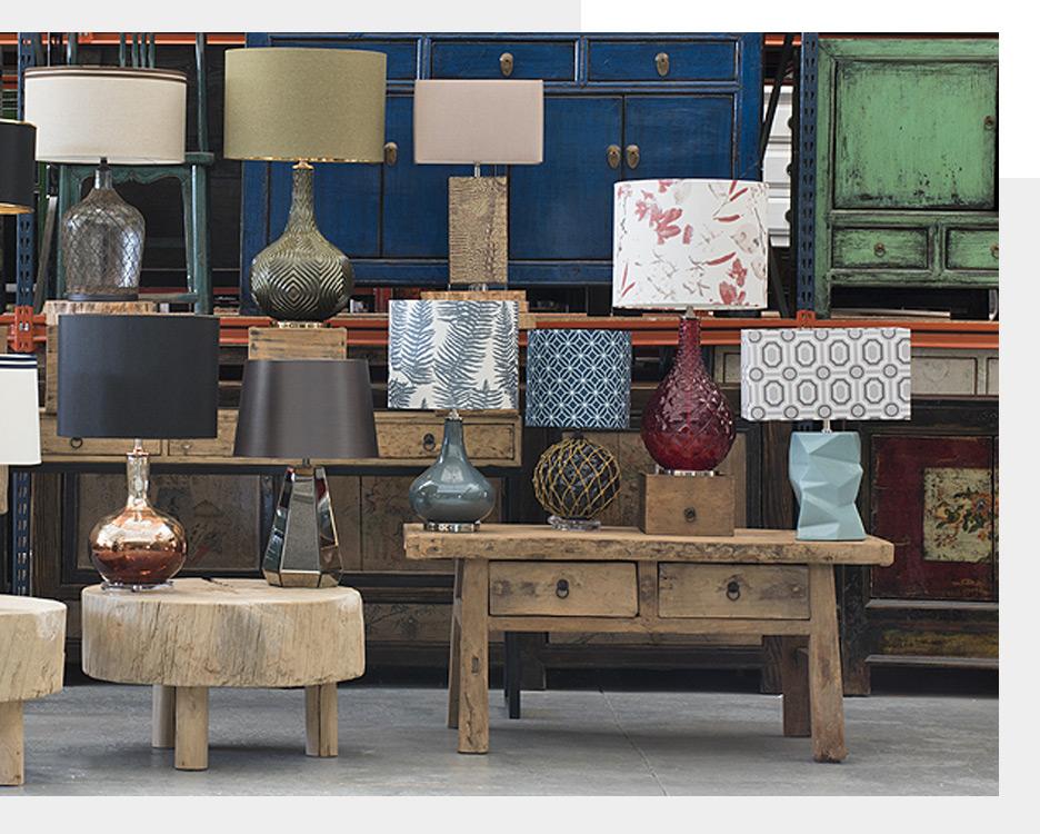 mobiliario oriental