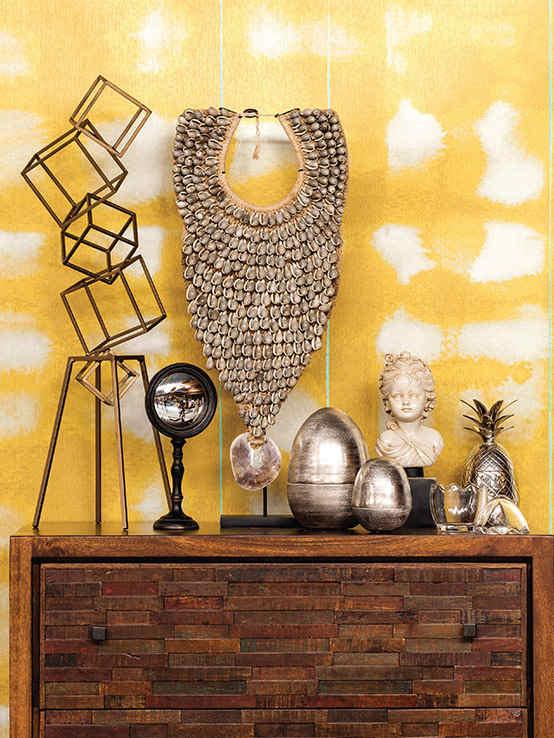 Detalles de decoración Chehoma
