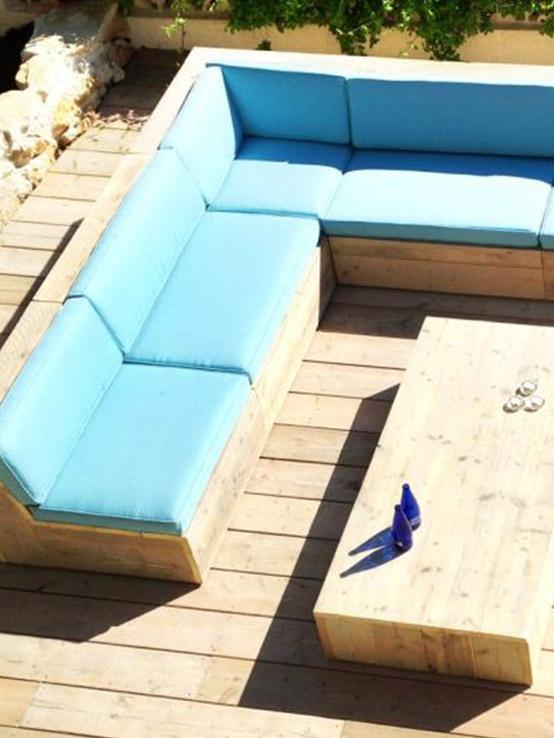 sofá terraza vivamadera