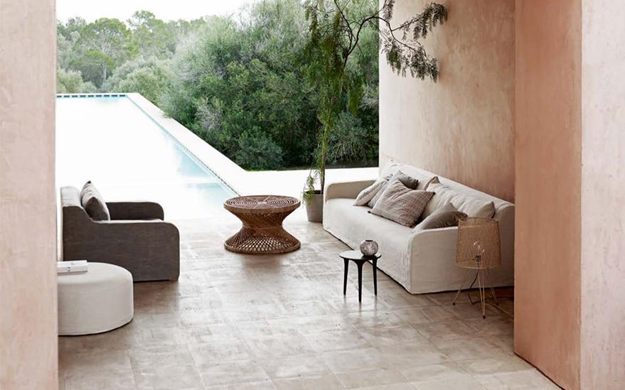 Muebles de exterior para terrazas