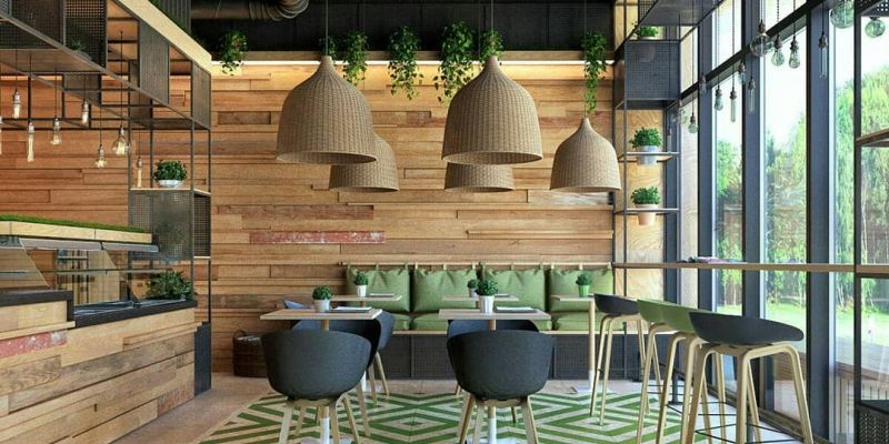 Como decorar un restaurante como decorar un restaurante for Decorar restaurante pequeno