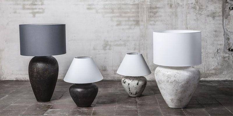 Decoración con lámparas