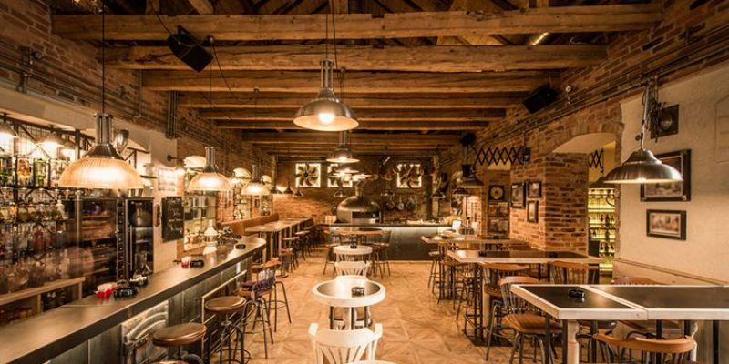 Decorar restaurantes rústicos