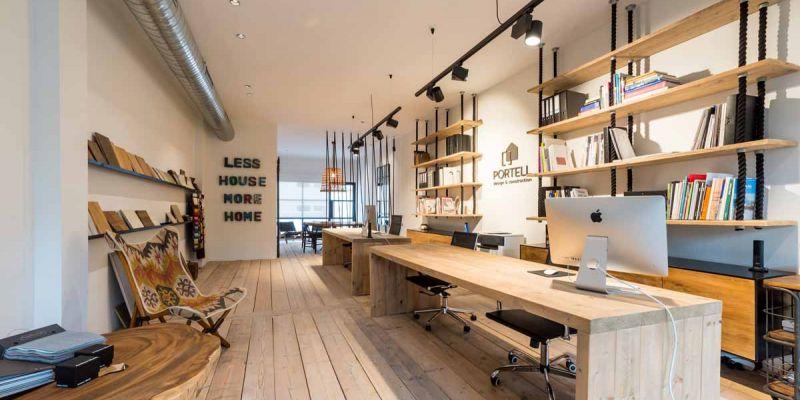 Decoraci n de oficinas modernas qu hay que tener en for Decoracion de oficinas modernas minimalistas