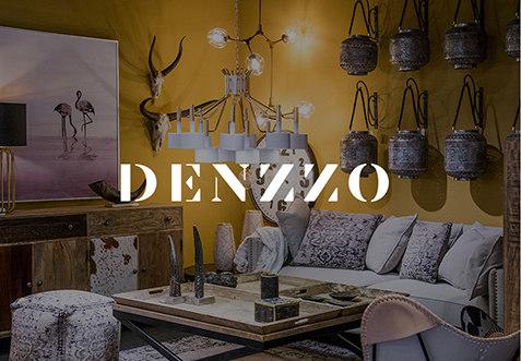 Muebles étnicos Denzzo